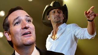 Ted Cruz's 9/11 Country Music Playlist