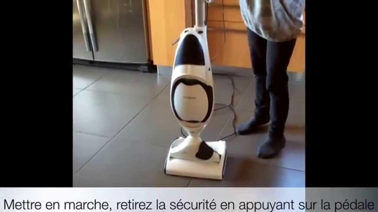 test kobold vk150 vorwerk fran ais youtube. Black Bedroom Furniture Sets. Home Design Ideas