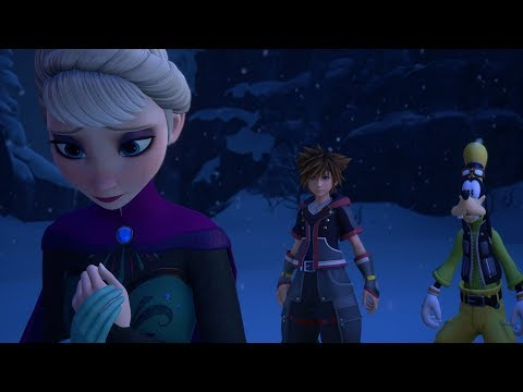 �KINGDOM HEARTS III】E3 2018 Trailer vol.1