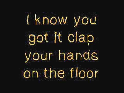 Jennifer lopez ft pitbull on the floor lyrics youtube for Lyrics of on the floor of jennifer lopez