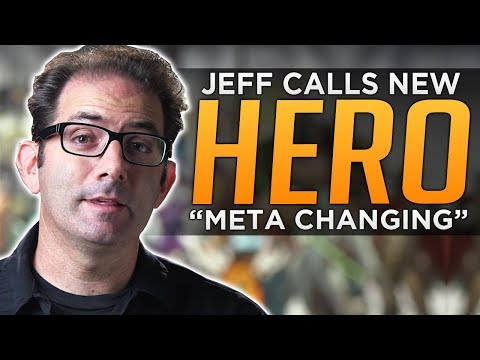 "Overwatch: NEW Hero 27 is ""Meta Changing"" - Jeff Kaplan Interview"