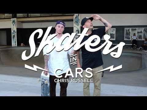 Chris Russell: Skaters In Cars | World of X Games