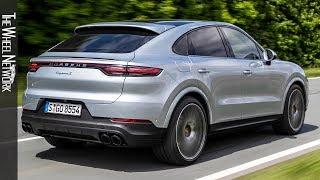 2020 Porsche Cayenne S Coupe | Dolomite Silver Metallic | Driving, Interior, Exterior