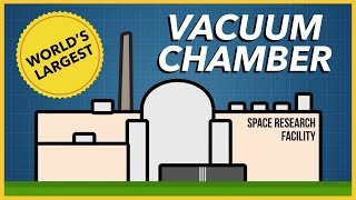 The World's Largest Vacuum Chamber