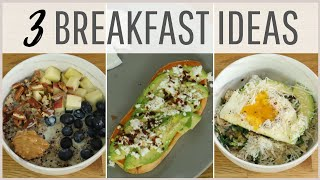 Healthy and Balanced Unique Breakfast Ideas
