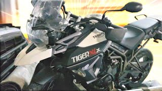 A NOVA MOTO DO CANAL *Tiger 800 xcx*