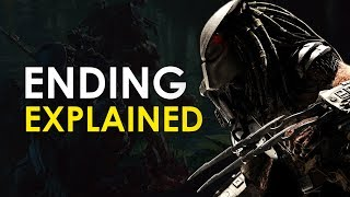 The Predator: Ending Explained Review + Possible Sequel Direction