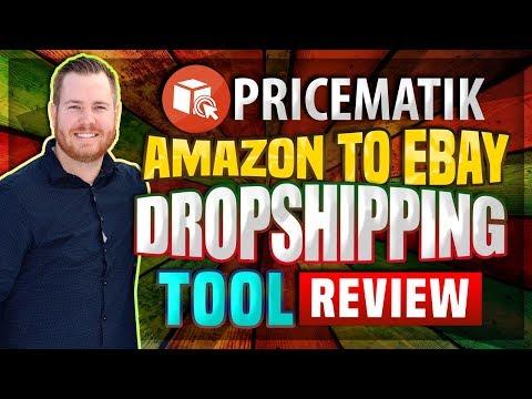 Pricematik Amazon to eBay Dropshipping Tool Review