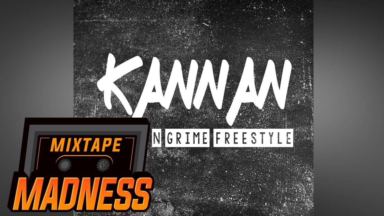Kannan - Rhythm N Grime Freestyle | Mixtape Madness