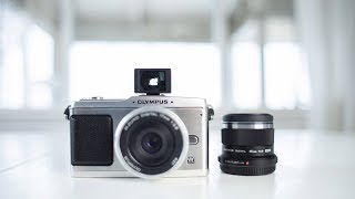 Super Cheap Camera Review - 5 Reasons to Buy an Olympus E-P1 in 2019