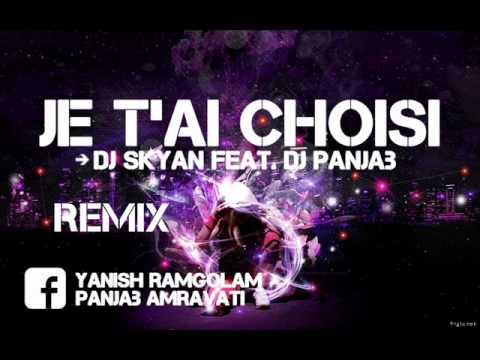 Dj Skyan Feat. Dj Panjab - Je T'ai Choisi [dj-panjab.blogspot.fr] video