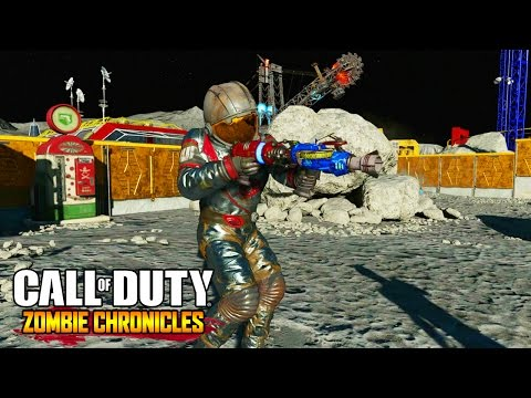 MOON REMAKE GAMEPLAY!!! - BO3 ZOMBIE CHRONICLES DLC 5 - BLACK OPS 3 ZOMBIES GAMEPLAY!