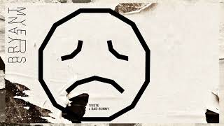 Bryant Myers Bad Bunny Triste Audio