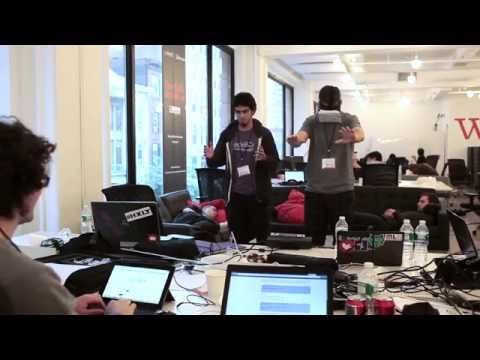 NUI Central Kinect for Windows Hackathon 2014 (NYC)