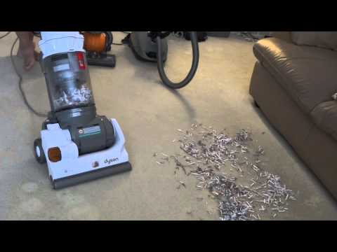 Vacuum Cleaner Comparison: Dyson Upright Vacuums vs Miele s6 Canister Vacuum