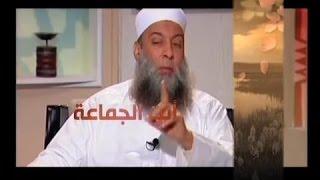   أنت الجماعة ولو كنت وحدك  الشيخ الحويني يبكي ويبكي معه الآلاف في مقطع مؤثر جدا