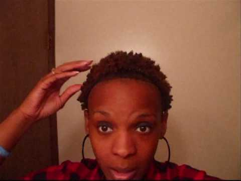Twist Out For Short Twa Natural Hair Youtube