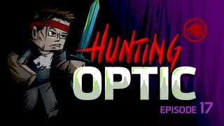 Minecraft: Hunting OpTic - The OpTic Destroyer Sword! (Episode 17)