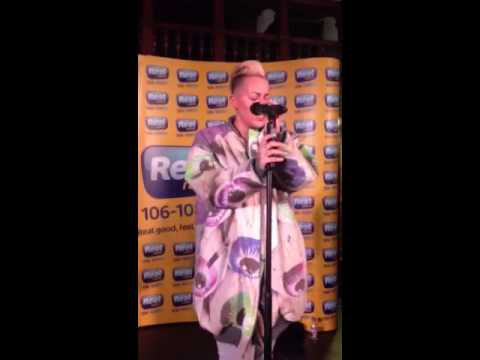 Fly Again - Stooshe - Sheffield Real Radio gig