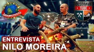 Entrevista com Nilo Moreira do Desbravatube - Adventure Sports Fair 2018