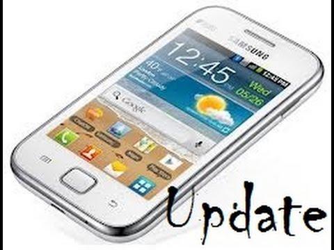 Instalando Firmware no Galaxy Ace Duos GT-S6802