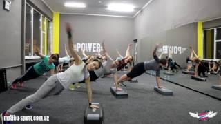Fitness Asorti на ст. м. Дворец Спорта