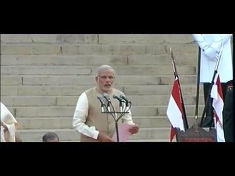 Narendra Modi Oath as India's 15th PM (FULL VIDEO)