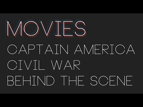 Captain America  Civil War  Behind the Scenes Movie Broll [ Awesome Tech ]