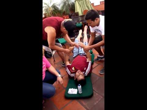 Juan Carlos en Taxco - Mexico knockout