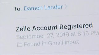 Scammers using Zelle to drain your bank account