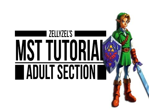 Ocarina of Time MST Speedrun Tutorial: Adult Section