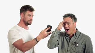 Thor: Ragnarok -- Chris Wishes Cate a Happy Hella-ween