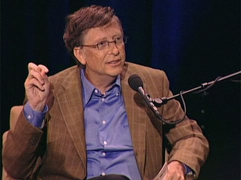 Bill Gates on Expertise: 10,000 Hours and a Lifetime of Fanaticism
