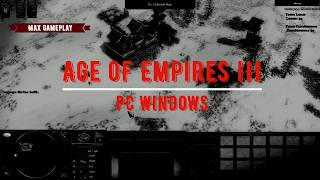 Age of Empires III chega no Max Gameplay
