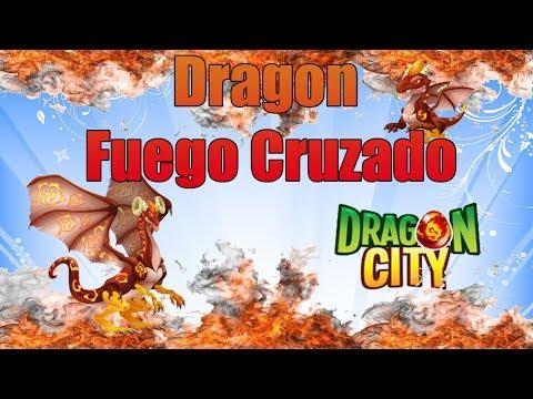 Dragon City - Dragon Fuego Cruzado - Review