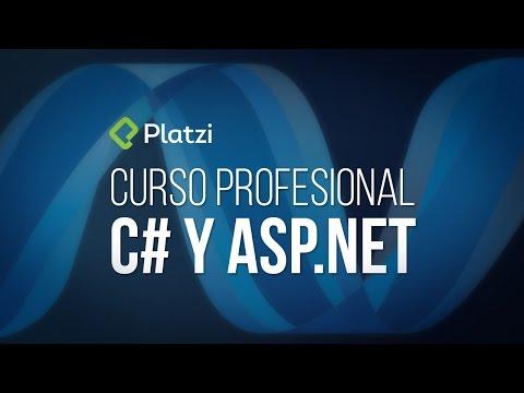 Curso profesional de C# y ASP.Net