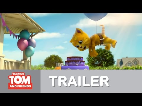 Ginger's Birthday App - Official Trailer