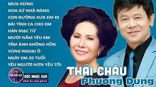 Thái Châu Phương Dung 2018 - Liên Khúc Nhạc Trữ Tình Bolero Mới Nhất Của Thái Châu Phương Dung