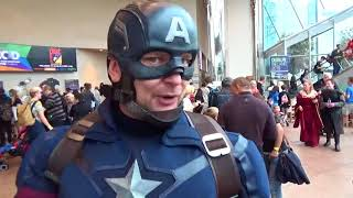 Viral Captain America pon pandai ckp Haa Tepuk skrg ni