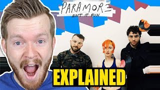 "Download Lagu Paramore's ""Ain't It Fun"" Is about the Breakup! 