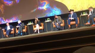 Trust FYC Panel With Donald Sutherland, Hilary Swank, Brendan Fraser and more
