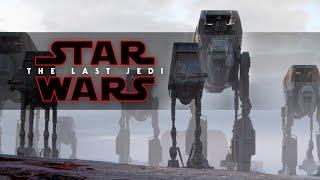 Star Wars: The Last Jedi   The New Walker
