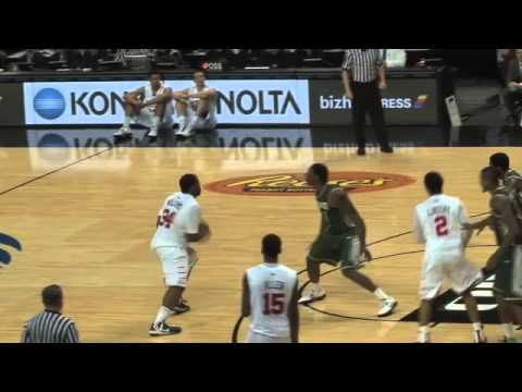 RIchmond Basketball A-10 Tournament Highlights vs. Charlotte