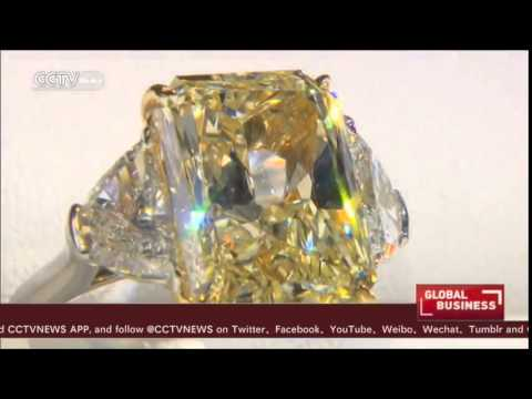 China's Investments in Rare Colored Diamonds Increase | DIAMOND INVESTMENT