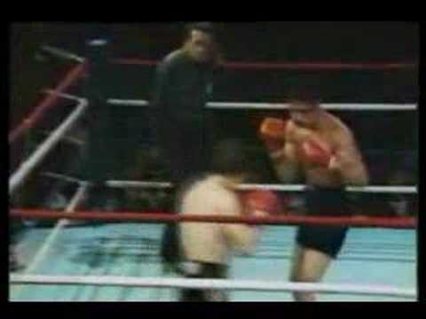 Alexis Arguello vs. Ray Mancini Video