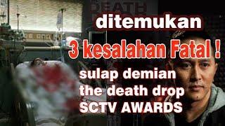 Download video Ditemukan 3 kesalahan penting ! sulap demian  the death drop indonesia