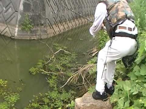 ま~くんのバス釣り 2011/8/25 ~Largemouth bass fishing in Japan~
