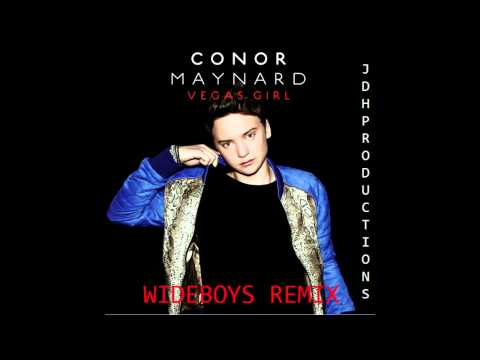 Conor Maynard - Vegas Girl (wideboys Remix Radio Edit) video