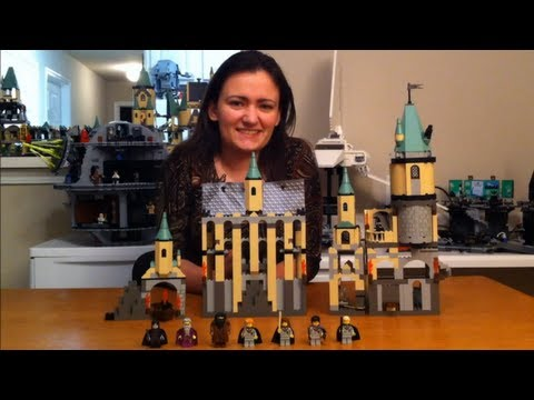 LEGO Harry Potter 4709 Hogwarts First Year Castle Review
