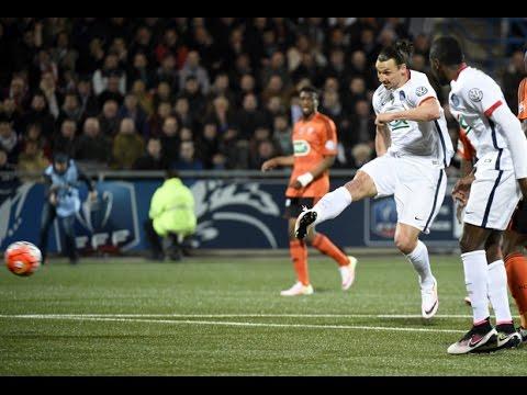 Coupe de France, 1/2 finale : Lorient-Paris SG (0-1), le résumé